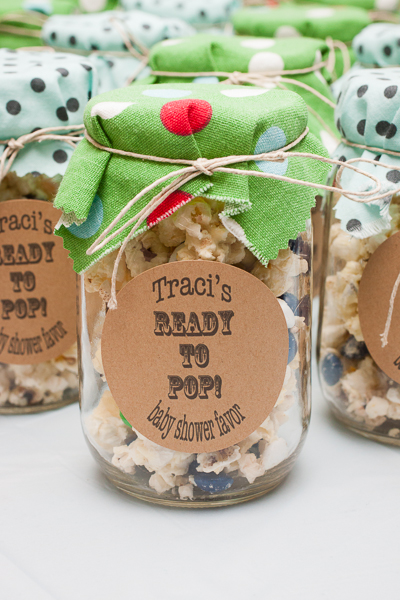 Baby Shower Decoration Ideas On A Budget The party favors we ended up